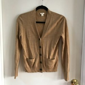 J.Crew University Cardigan Sweater